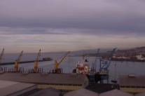 Hafen von Trabzon