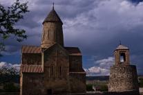 durch georgische Dörfer