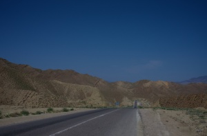 Durch die nordiranische Wüste