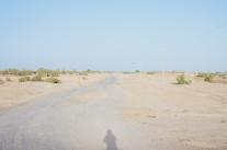 Am Anfang der Wüstenstraße