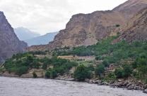 Afghanistan ist nur einen Steinwurf entfernt