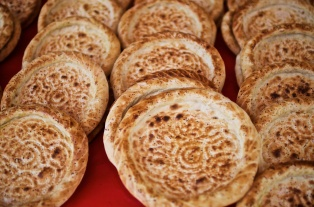 Uigurisches Brot