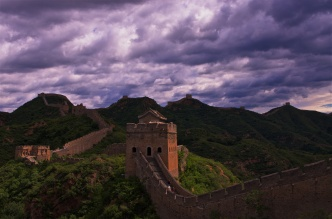Mauer bei Jinshanling