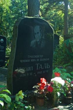 Michail Tal - Schachweltmeister und anerkannter Zauberer am Brett