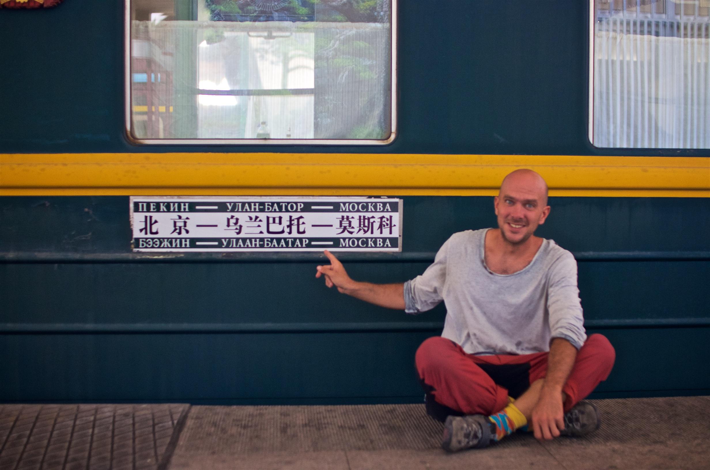 Start in Peking