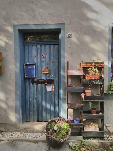 jedes Weberhaus ist heute ein kleines Museum